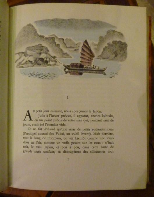 Loti Pierre – «Madame Chrysanthème» – édition 1936
